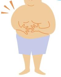 脂肪はひかえめに